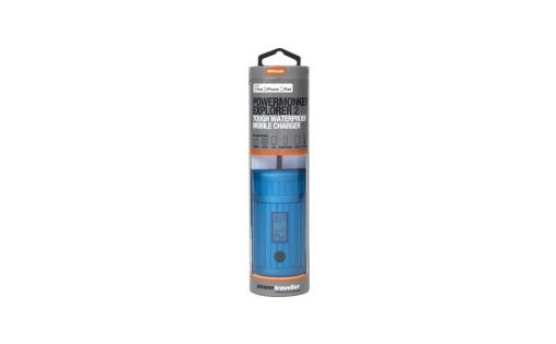 Внешний аккумулятор Powertraveller Powermonkey Explorer 2 Blue