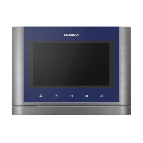 Видеодомофон Commax CDV-70M Blue+Dark Silver