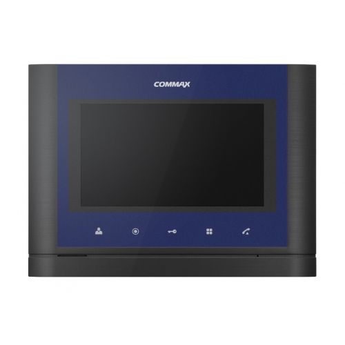 Видеодомофон Commax CDV-70M Blue+Black