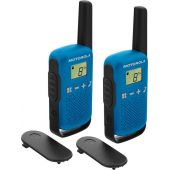 Рации Motorola TALKABOUT T42 BLUE TWIN PACK