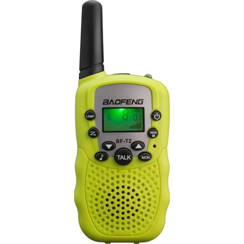 Рации Baofeng MiNi BF-T2 PMR446 Yellow