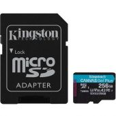 Карта памяти Kingston 256GB microSDHC class 10