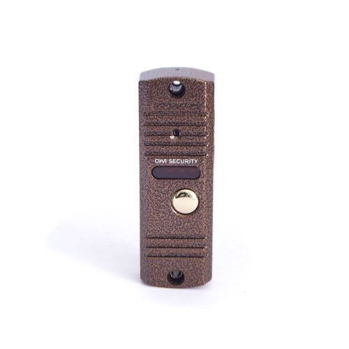 Вызывная панель CoVI Security V-42 Bronze